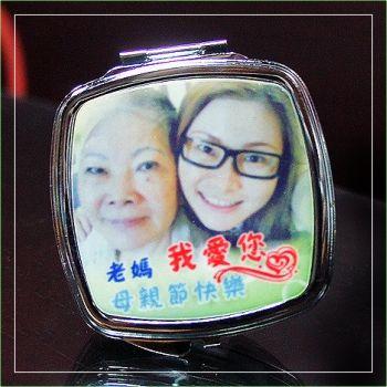 轉印化妝鏡盒