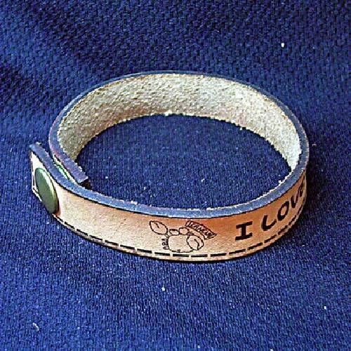 雷射雕刻手環