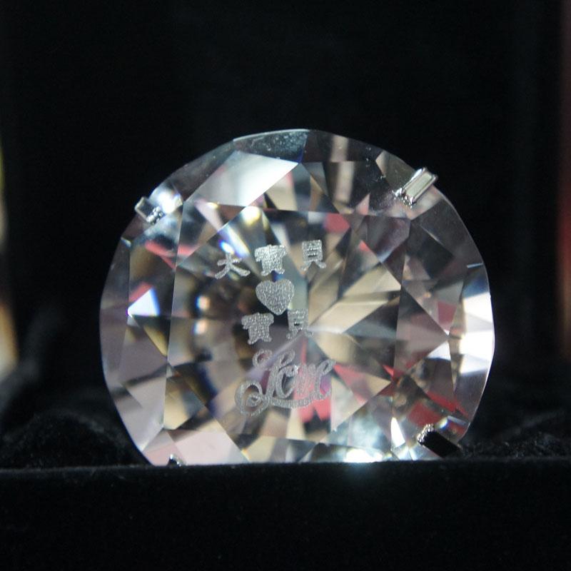 水晶獎牌與紀念禮品