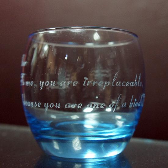 雷射雕刻杯子