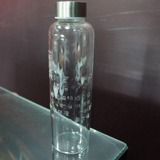 玻璃杯雕刻