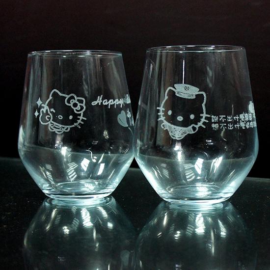 玻璃杯‧酒杯‧高腳杯雕刻