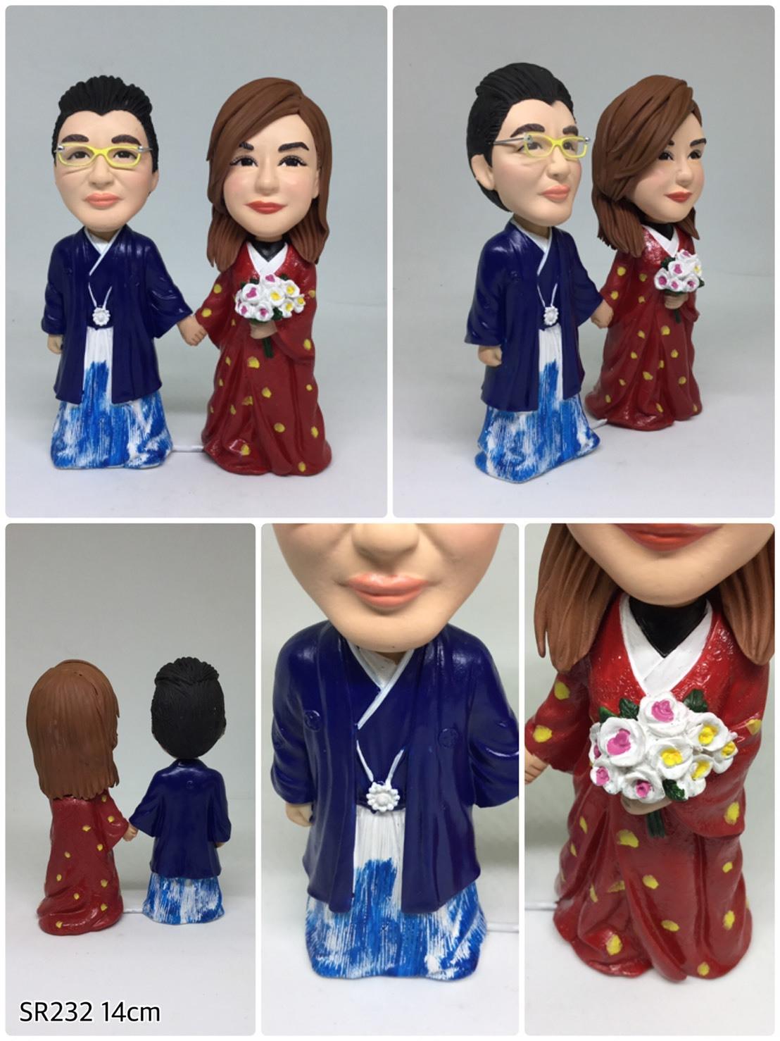 日本和服公仔娃娃