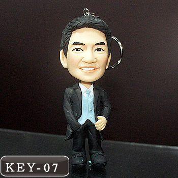 鑰匙圈公仔